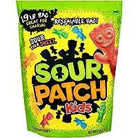 Caramelo gomoso agridulce Sour Patch Kids (original, bolsa de 1.9 libras)