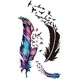 JaneDream latest new design Temporary Tattoo male female tattoo stickers
