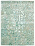 "Nourison Contemporary Rectangle Area Rug 9'9""x13'9"" Jade Gemstone Collection"