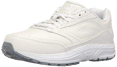 9c8a5a8ade937 Brooks Women s Dyad Walker White Sneaker 7 B ...