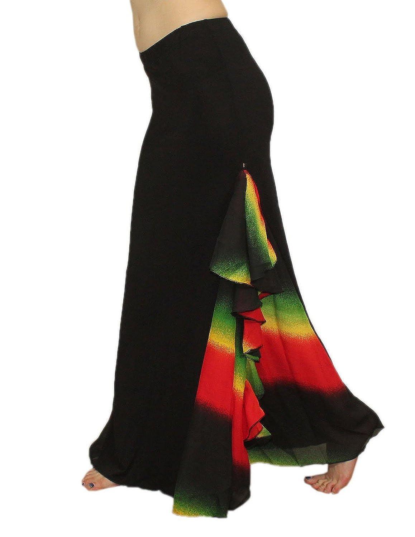 2 in 1: Damen Bauchtanz Exotische Kleid / Rock günstig bestellen
