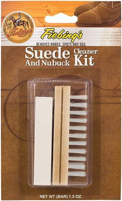 Fiebing's Suede \u0026 Nubuck Cleaner Kit