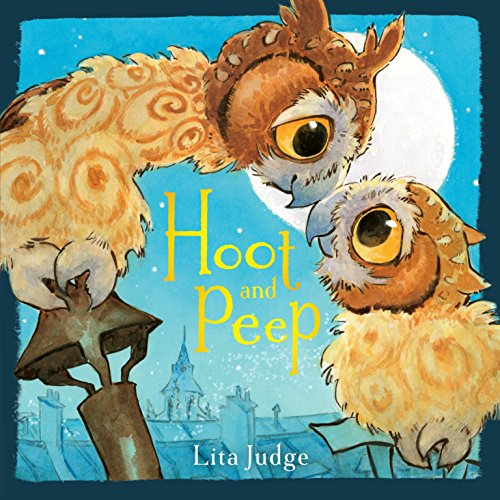 Hoot and Peep (Europa Baby Toddler Bed)