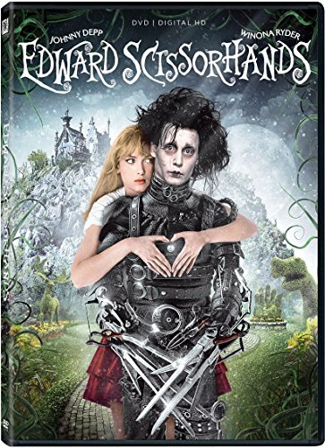Edward Scissorhands 25th Anniversary