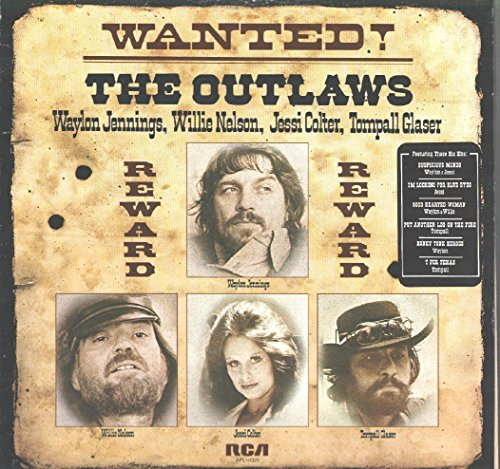 Price comparison product image Waylon Jennings , Willie Nelson , Jessi Colter , Tompall Glaser - Wanted! The Outlaws - RCA Victor - APL 1-1321, RCA Victor - 26.21695 AS