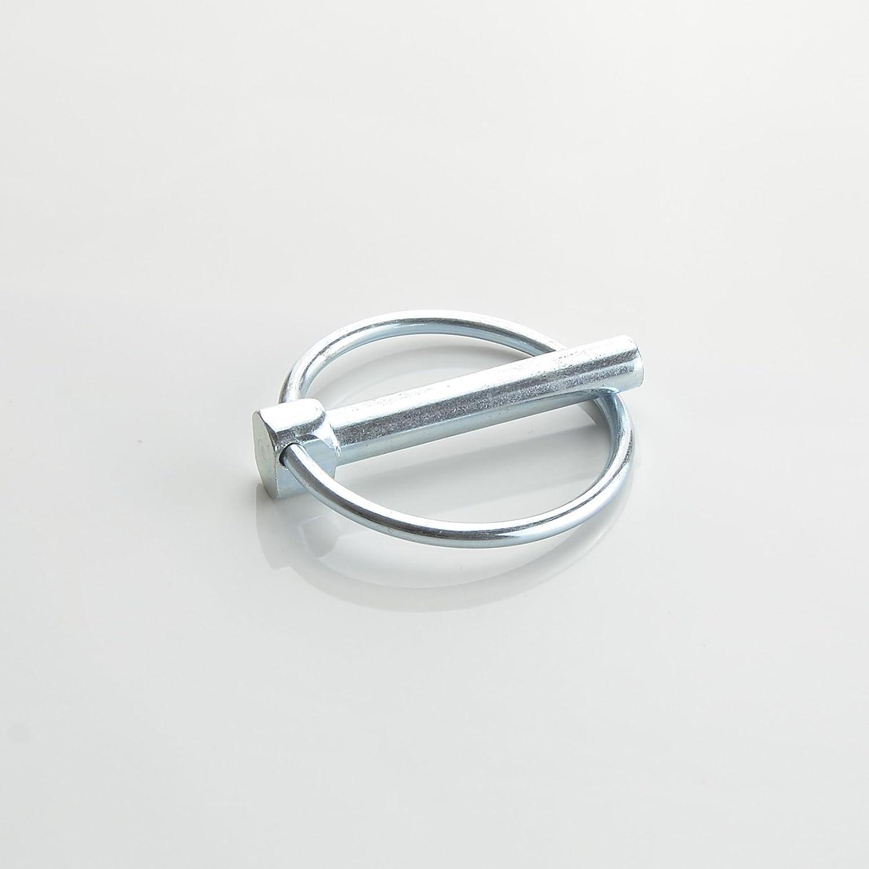 DollaTek 175Pcs 5Values Split Splint Verzinkte Kupplungsstifte Verbindungselemente Sortiment