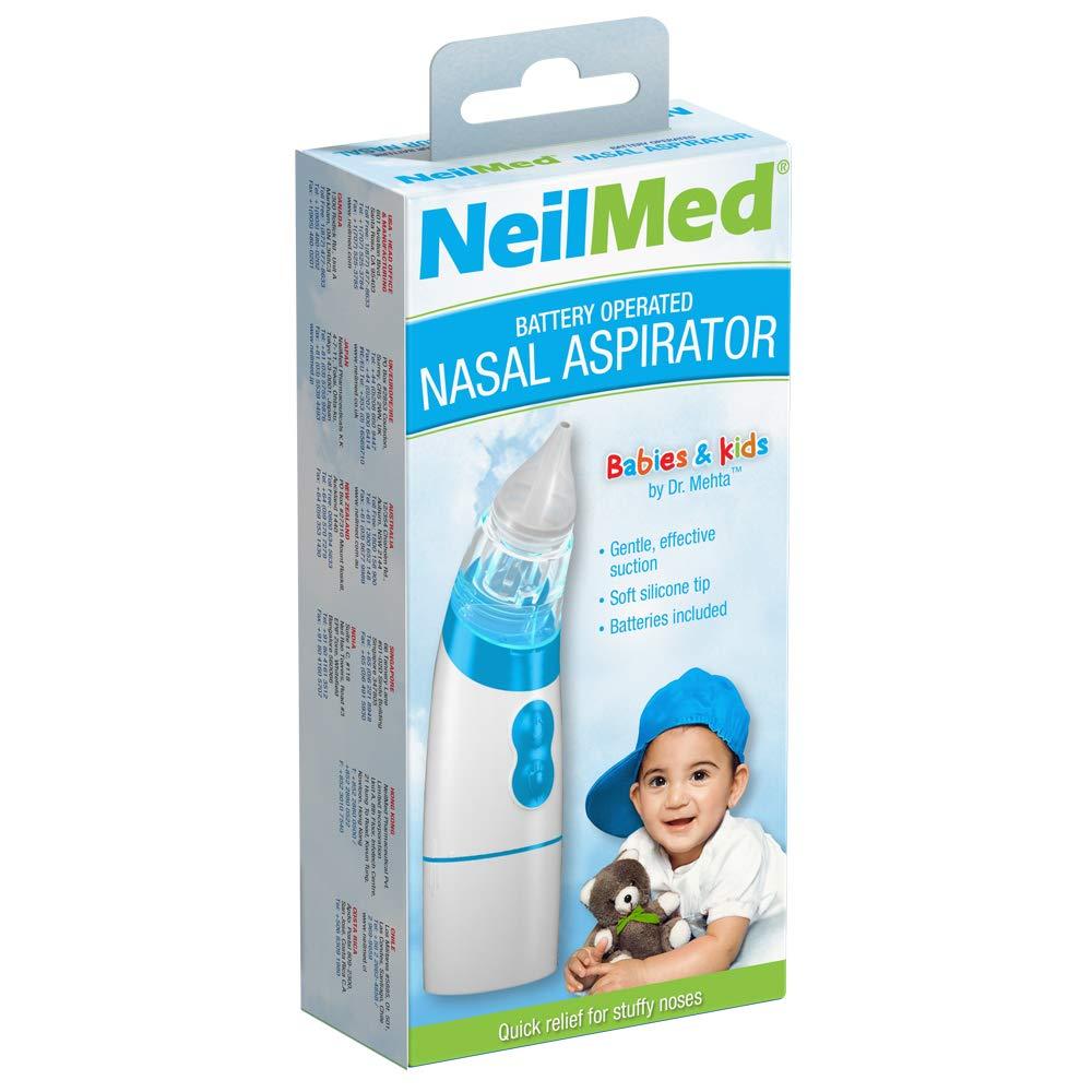 NeilMed Aspirator Battery Operated Nasal Aspirator by NeilMed