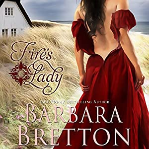 Fire's Lady Audiobook