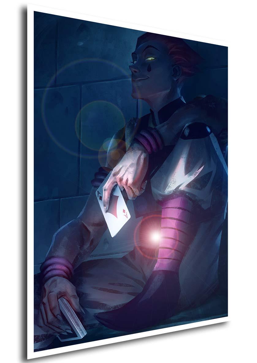 Instabuy Poster Hunter x Hunter (A) Hisoka Morou - Formato A3 (42x30 cm) Easy Exp & Imp Limited