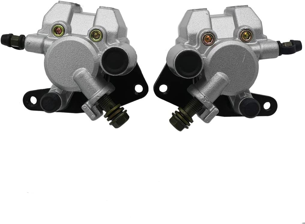 Bruin 250 350 Triumilynn Front Brake Caliper Set for Yamaha Banshee 350 Warrior 350 Grizzly 350 400 450 Left /& Right Bear Tracker 250 Raptor 350 660 Big Bear 250 350 450 Blaster 200