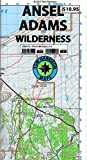 Ansel Adams Wilderness Trail Map (Tom Harrison Maps)