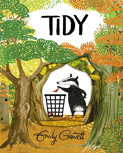 Tidy by [Gravett, Emily]