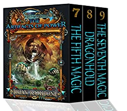 The Artifacts of Power: Godsland books Seven, Eight and Nine - Epic Fantasy Bundle (The World of Godsland Bundle Series Book 3) by [Rathbone, Brian]