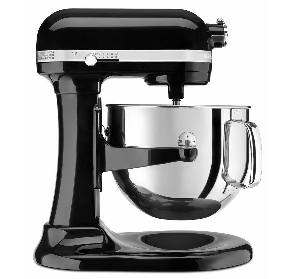 Amazon.com: KitchenAid KSM7586POB 7 Quart Pro Line Stand Mixer Onyx Black:  Electric Stand Mixers: Kitchen U0026 Dining