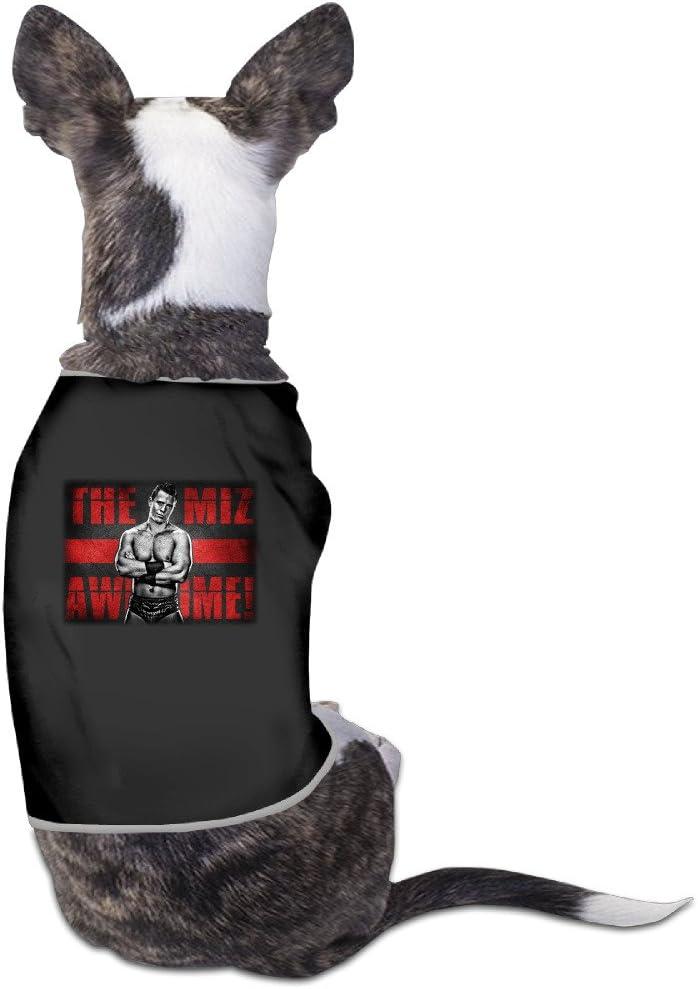 Cute el Miz Póster mascota perro T camiseta.