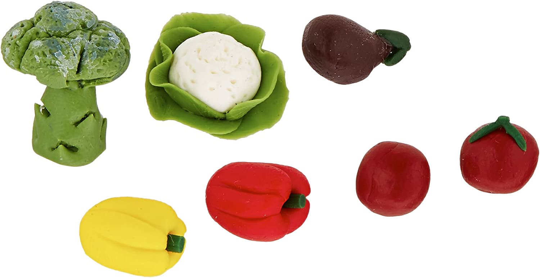 Timeless Miniatures-Assorted Vegetables 7//Pkg