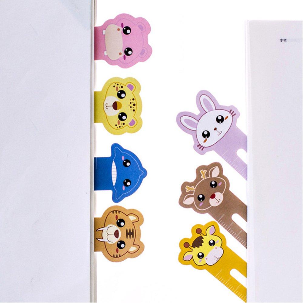 Cute Animal Funny Bookmarks for Kids Children Boys Girls,Pack of 30