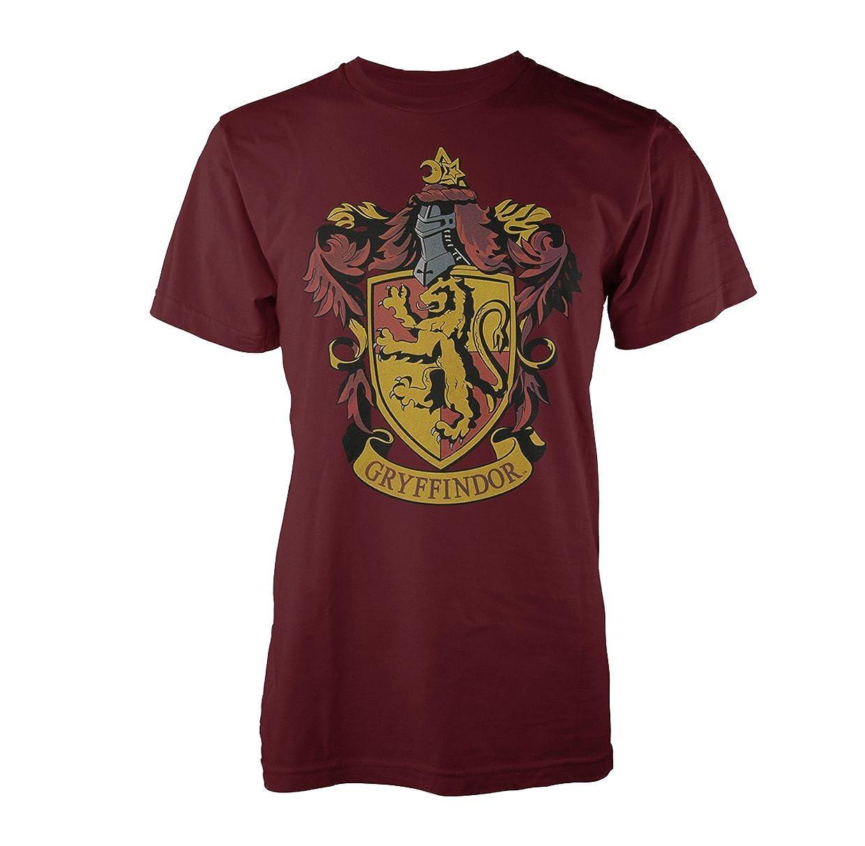 World Harry Potter Gryffindor Maglietta Uomo Playlogic International