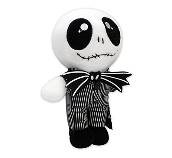 Amazon.com: The Nightmare Before Christmas Gifts Jack Skellington Plush Stuffed 8