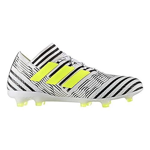 best sneakers adf2e d8e5b adidas Nemeziz 17.1 Firm Ground Cleats  FTWWHT  (7)