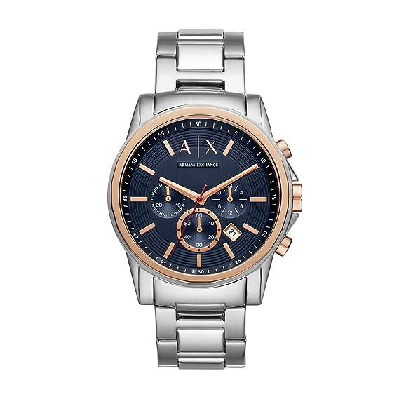 81e266ba2189 Armani Exchange AX2516 Reloj para Hombre