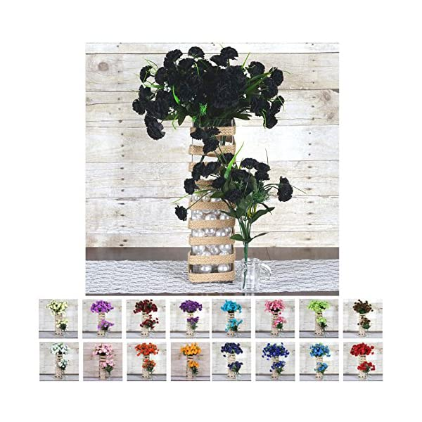 Efavormart-252-Mini-Artificial-Carnations-Wedding-Flowers-Decoration-Supply-15-Colors