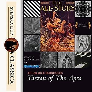 Tarzan of the Apes (The Tarzan Series 1) Audiobook