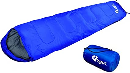 Boys Girls Teens Mummy Sleeping Bag for Indoor and Outdoor Great for Kids Backpacking and Outdoor Hiking Portable and Lightweight for 3-4 Season Camping Traveling Adults