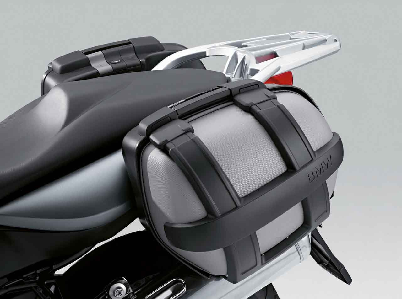 BMW Genuine F800ST F800R Motorcycle SPORT CASES Right