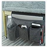 Joywell Bedside Caddy 4 Pockets Bedside Remote