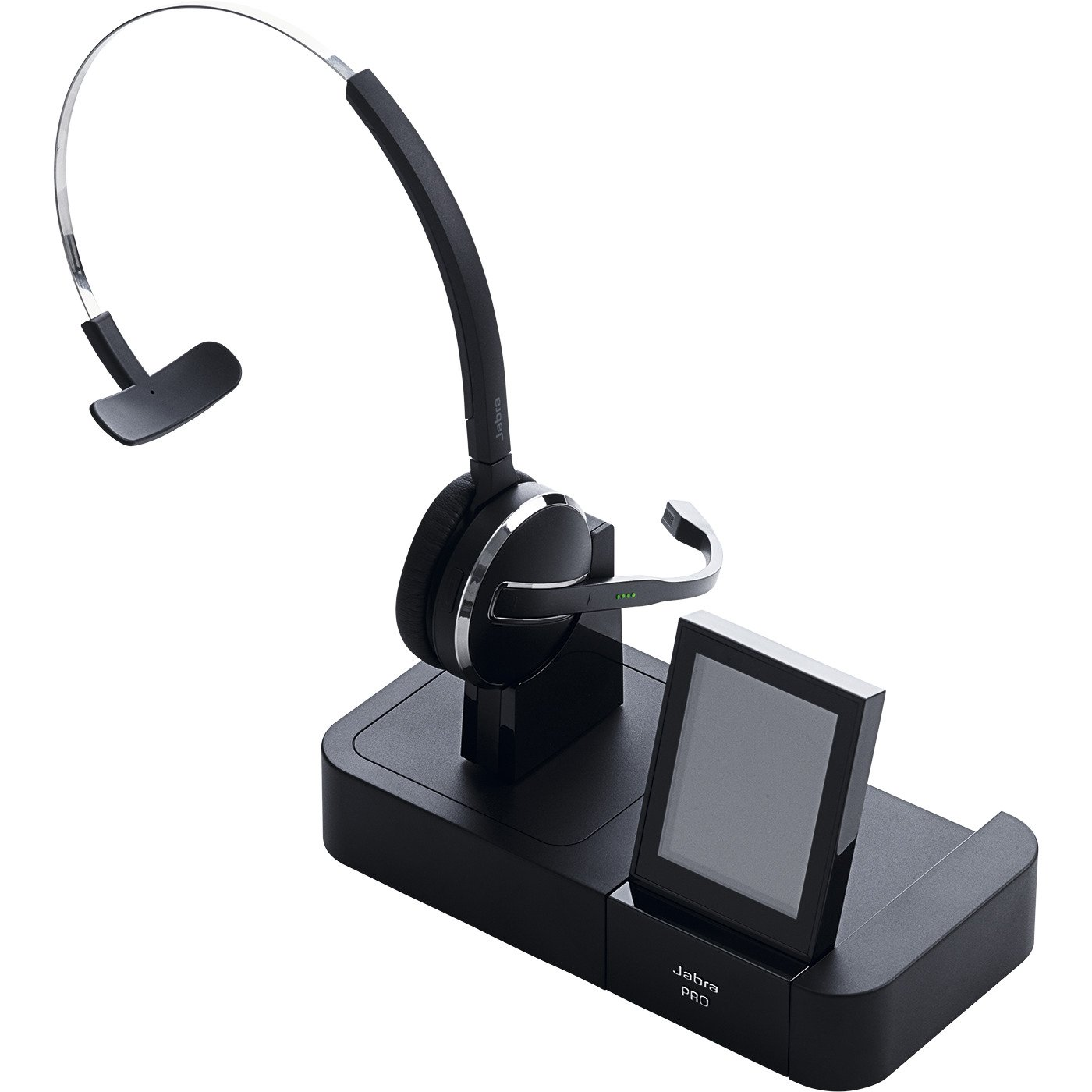 Jabra PRO 9460 Mono Wireless Headset with Touchscreen for Deskphone & Softphone by Jabra (Image #1)