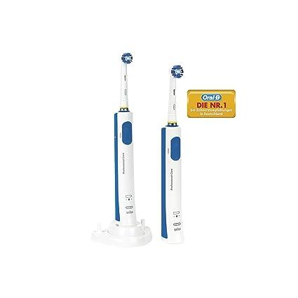 Braun Oral-B ProfessionalCare 550, Ni-MH, Azul, Blanco - Cepillo