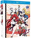 High School DxD: The Series [Blu-ray + DVD]