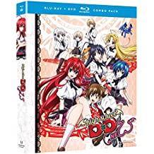 High School DxD New: The Series