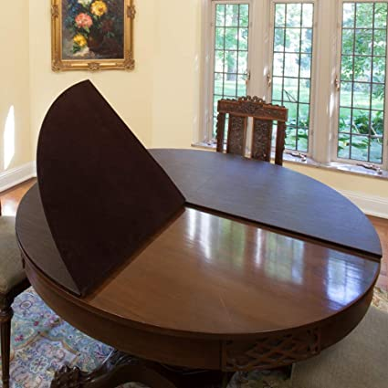 Amazon.com: Dining Room Table Pad, Custom-Made Size and ...