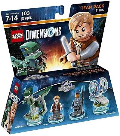 LEGO 1000546254Dimensions–Team Pack–Jurassic World