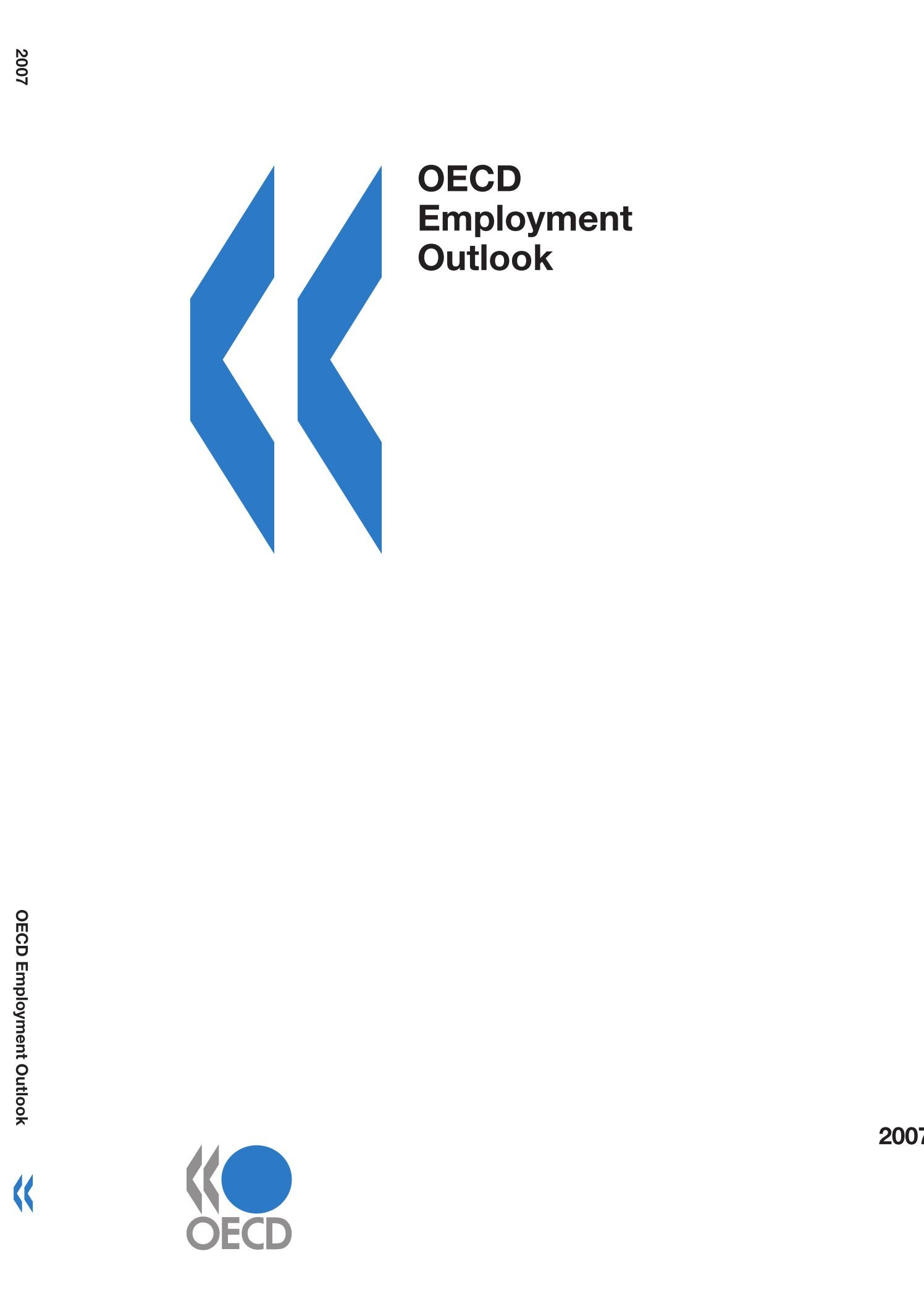 OECD Employment Outlook - 2007 Edition