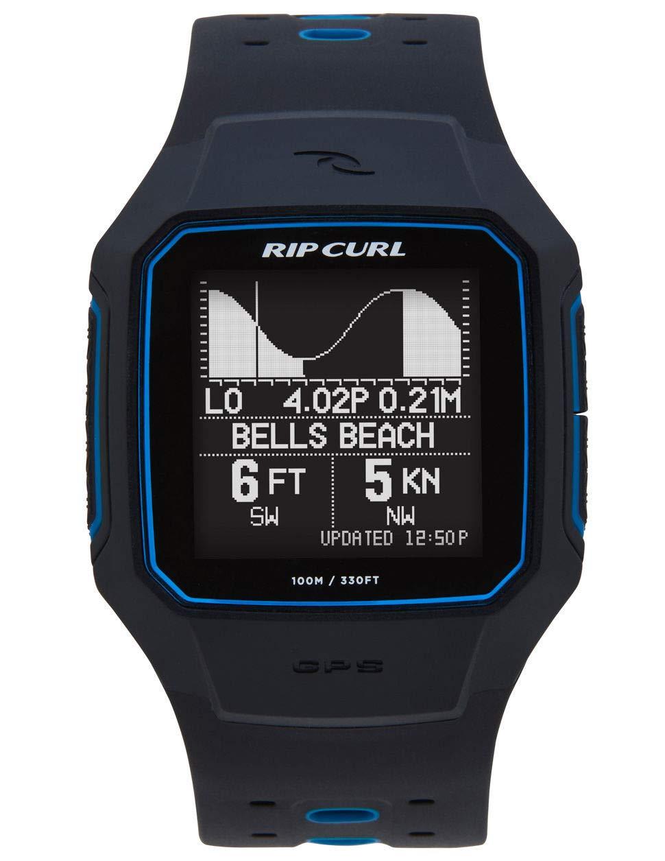 RIP CURL Search GPS Series 2 Smart Surfuhr Blau