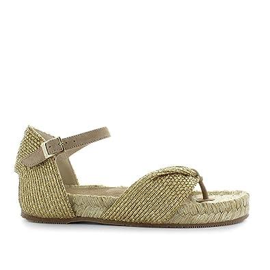 Femme Sandale Barcelò Or Printemps Chaussures Paloma Clinopodio Tong 0N8nPyOvmw