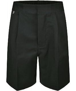 b4c94d9675 EX M&S Boys Smart School Uniform Shorts Trousers Age 2 3 4 5 6 7 8 ...