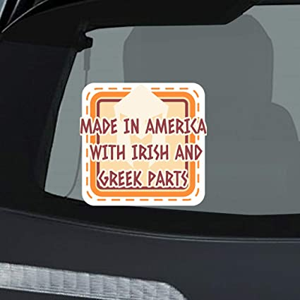 Amazon Com Makoroni Made In America With Irish And Greek Parts