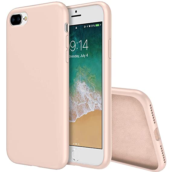 Amazon.com: Isuke - Carcasa de silicona para iPhone 7 Plus y ...