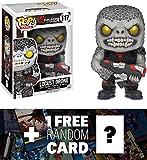 Locust Drone: Funko POP! x Gears of War Vinyl Figure + 1 FREE Video Games Themed Trading Card Bundle (103008)