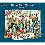 The LANG Companies Heart & Home 2019 Wall Calendar (19991001913)