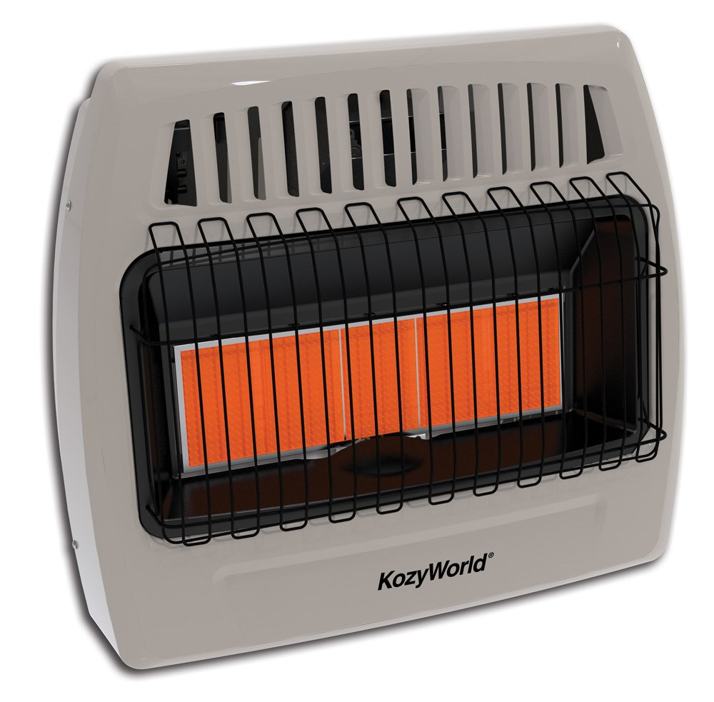 Kozy World Gas Wall Heater by Kozy World