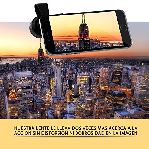 Objetivos y lentes para Smartphone