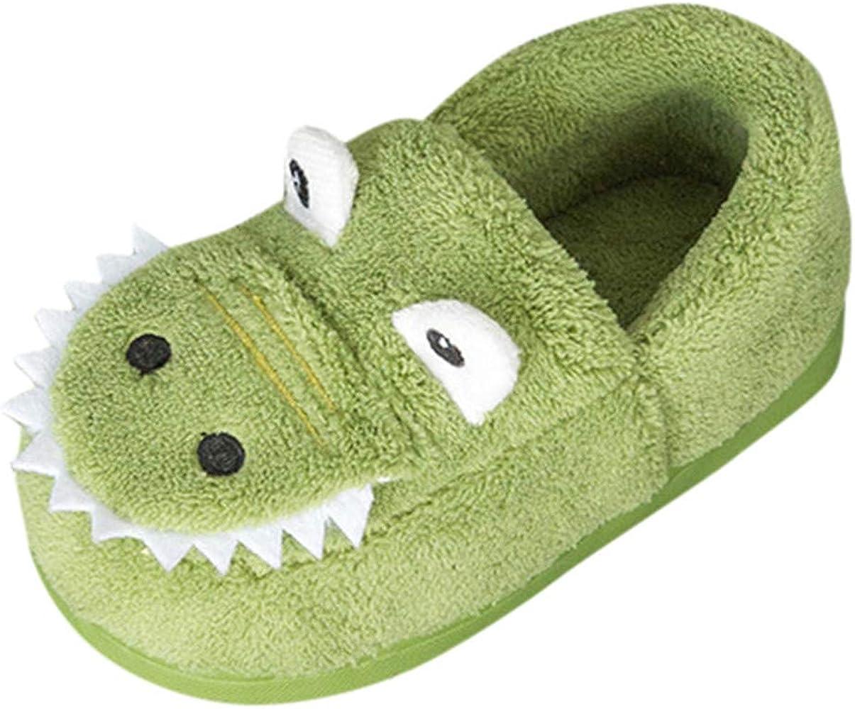 Zapatillas De Algodón Interior para Bebe Niñas Niños,Caliente ...