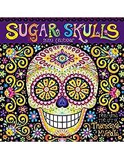 Sugar Skulls 2020 Wall Calendar