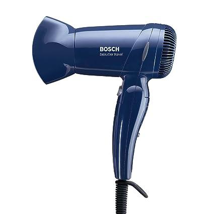 Bosch PHD 1100 - Secador de pelo de viaje (1200 W), color azul