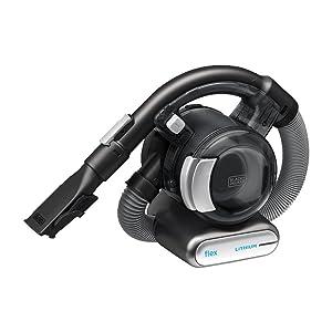 BLACK+DECKER BDH2020FL 20V Max Lithium Flex Vac with Pet Hair Brush - Cordless